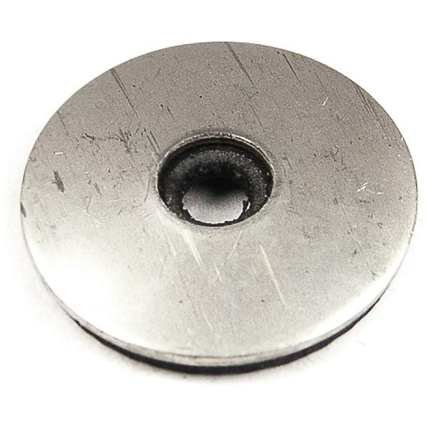 Harmony Stainless Steel Neoprene Washer 0.75 in. - 5 pack, , 600
