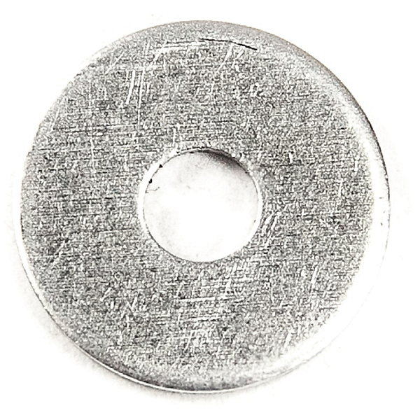 Harmony Flat Aluminum Washer 0.19 in. - 5 pack, , 600