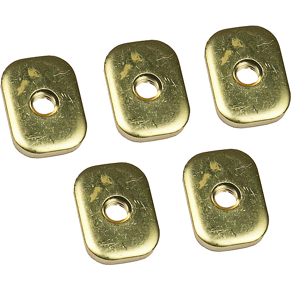 Harmony SlideTrax Base Plate Brass Fitting - 5 pack, , 600