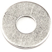 Harmony Stainless Steel Washer 0.25 in. - 5 pack, , medium