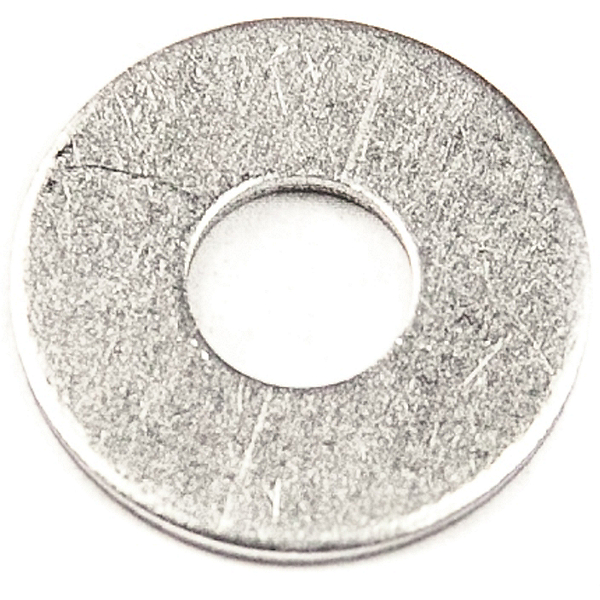 Harmony Stainless Steel Washer 0.25 in. - 5 pack, , 600
