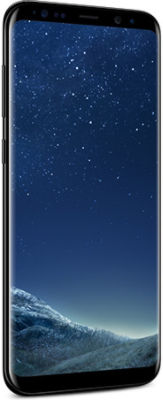 Samsung Galaxy S8+ with 6.2-inch display