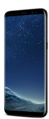 Samsung Galaxy S8 with 5.8-inch display