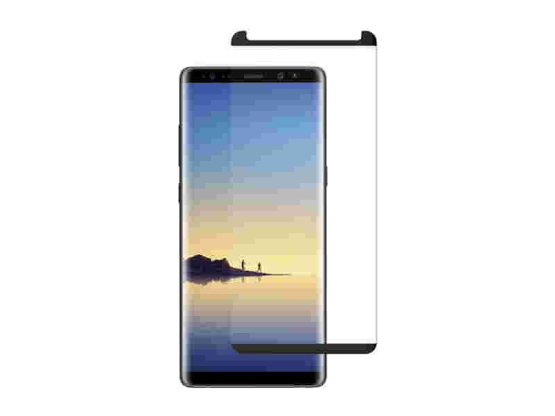 PLEX® Plus Shield Edge Screen Protector for Galaxy Note8, Clear