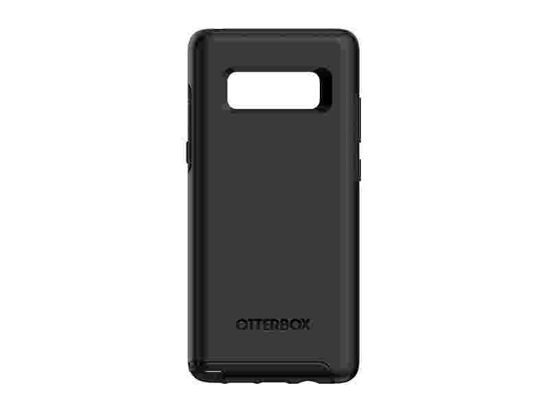 OtterBox Symmetry for Galaxy Note8, Black