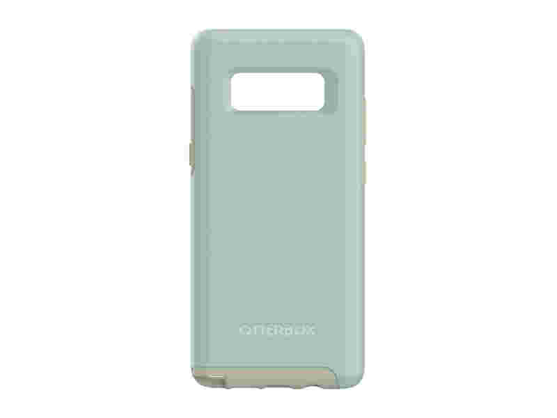 OtterBox Symmetry for Galaxy Note8, Muted Waters