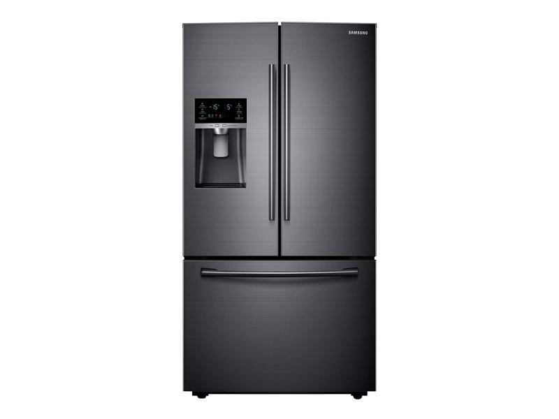 23 Cu Ft French Door Refrigerator Refrigerators Rf23hcedbsgaa