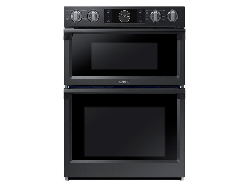 30 Microwave Combination Wall Oven With Flex Duo