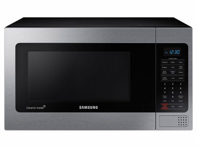 1 Cu Ft Countertop Microwave With Grilling Element