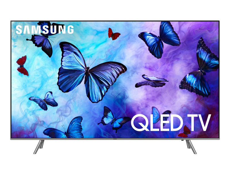55 Class Q6f 4k Smart Qled Tv 2018 Tvs Qn55q6fnafxza Samsung Us