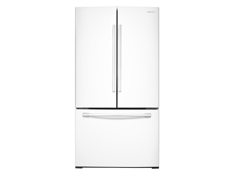French Door Refrigerator with Twin Cooling Plus™  sc 1 st  Samsung & 26 cu. ft. French Door Refrigerator with Twin Cooling Plus ...