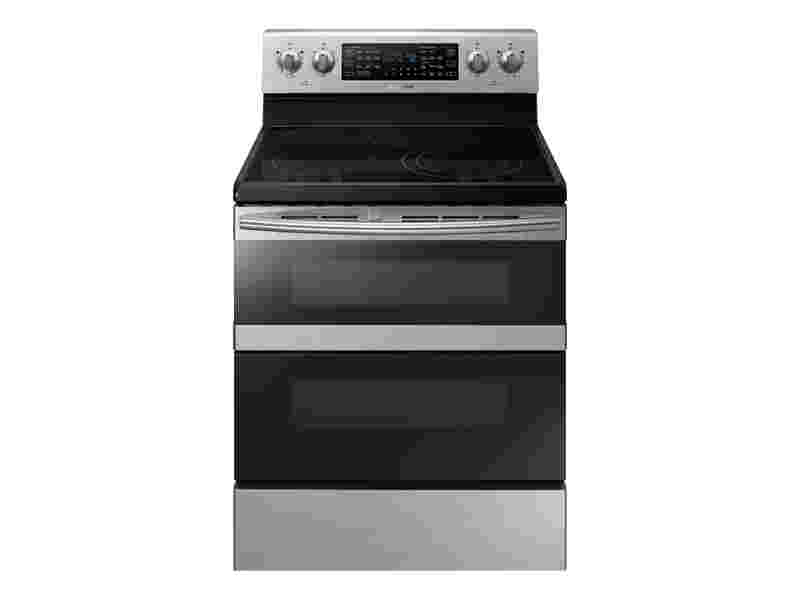 5.9 cu. ft. Freestanding Electric Range with Flex Duo™