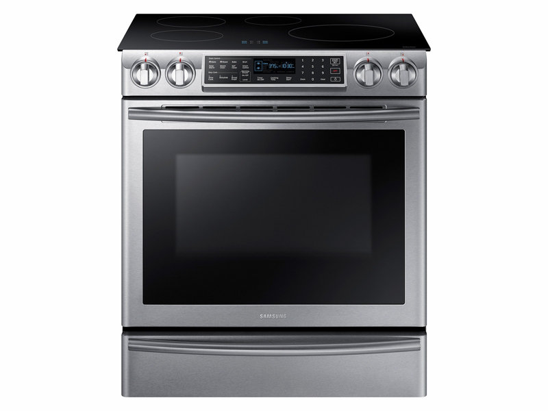Slide In Induction Range With Virtual Flame™