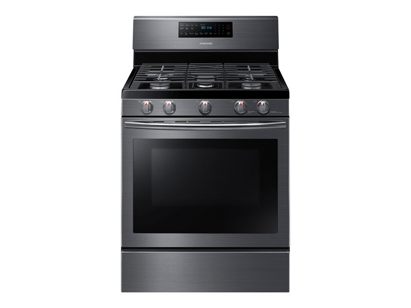 gas range. Gas Range With Convection E