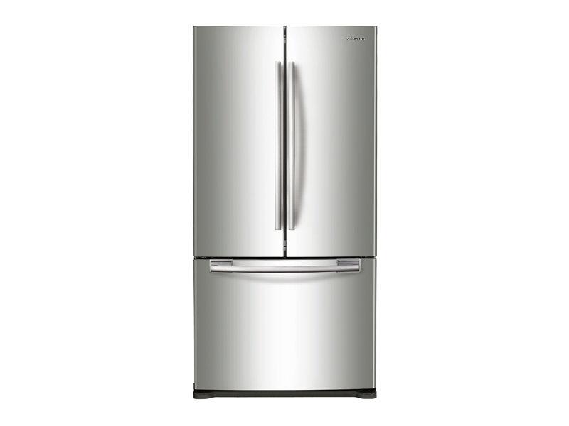 20 Cu Ft French Door Refrigerator Refrigerators Rf20hfenbsrus