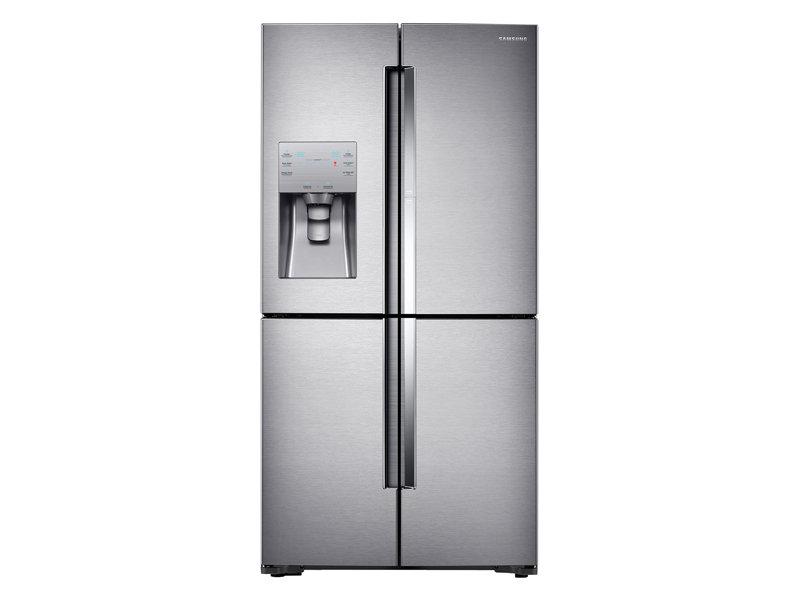 22 Cu Ft Counter Depth 4 Door Flex Food Showcase Refrigerator