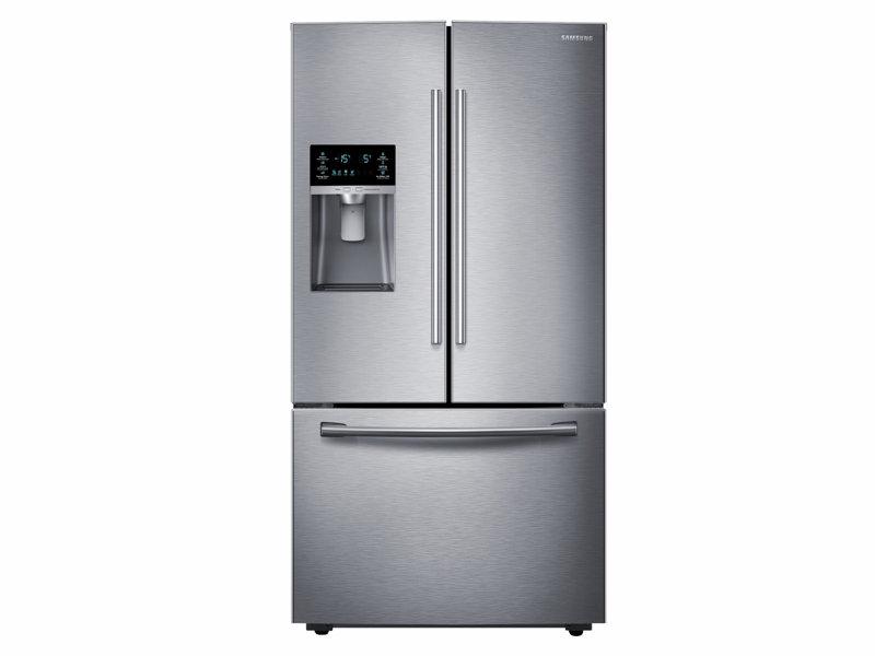 french door refrigerator 23 cu  ft  french door refrigerator refrigerators   rf23hcedbsr aa      rh   samsung com