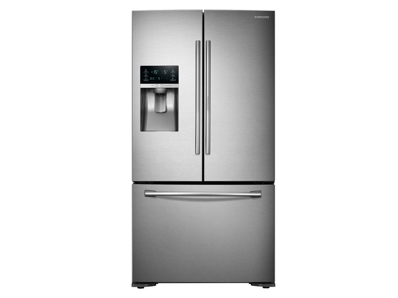 Counter Depth 3 Door Food ShowCase Refrigerator