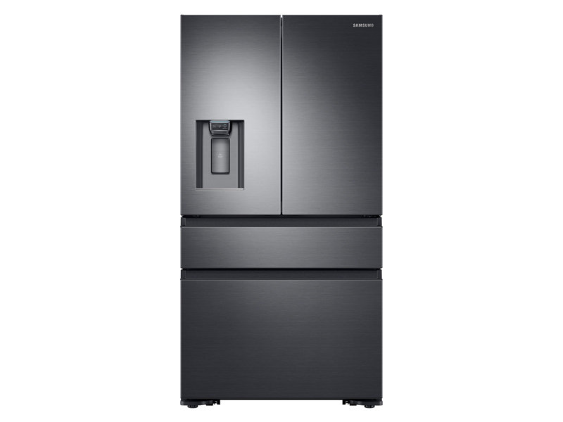Superb Capacity Counter Depth 4 Door French Door Refrigerator