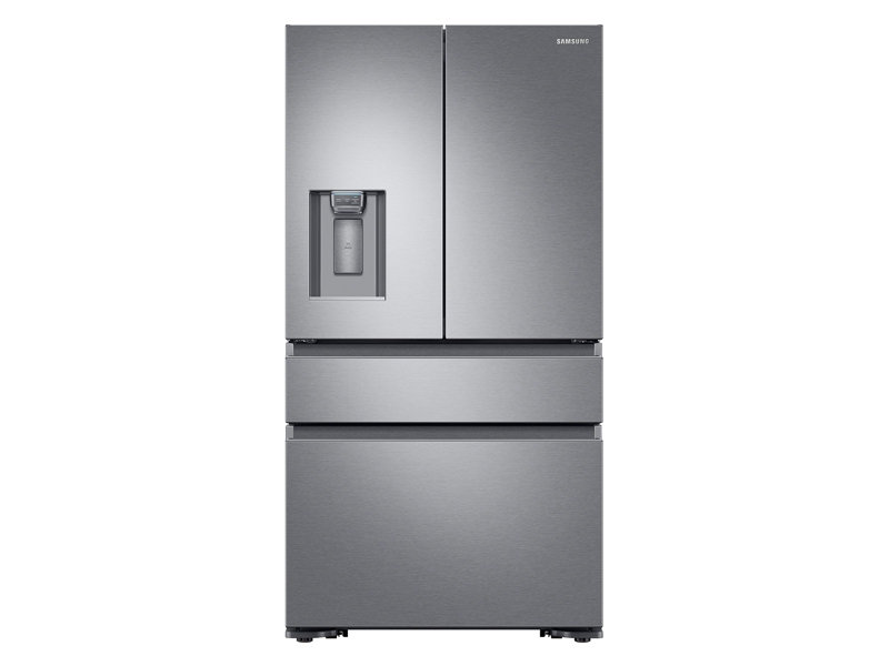 Beau Capacity Counter Depth 4 Door French Door Refrigerator