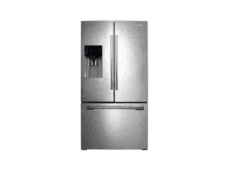 25 cu ft french door with external water ice dispenser. Black Bedroom Furniture Sets. Home Design Ideas