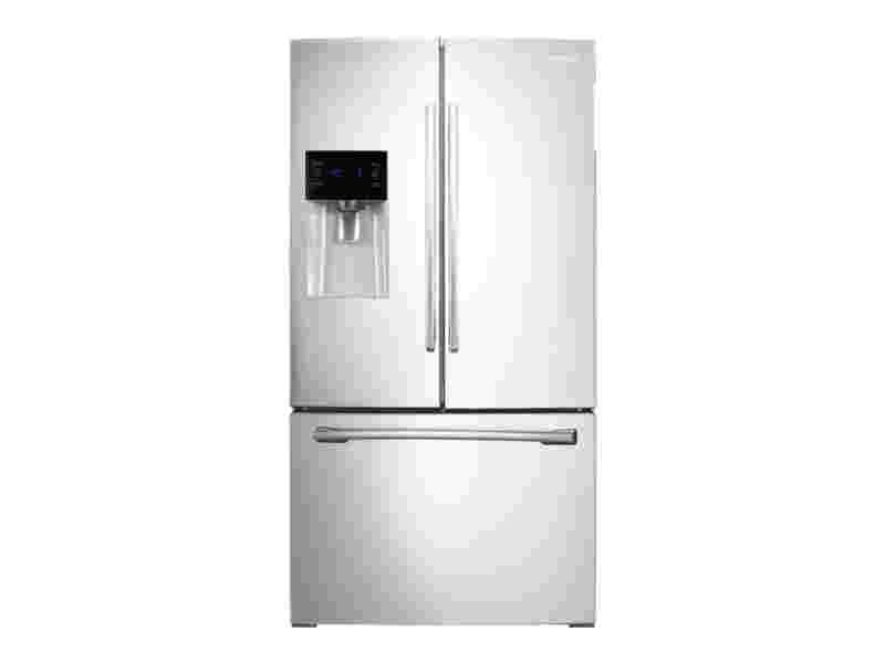 25 Cu Ft French Door With External Water Amp Ice Dispenser