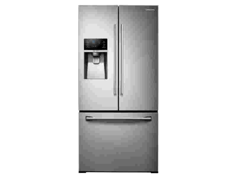 26 cu. ft. 3-Door French Door Refrigerator with CoolSelect Pantry™