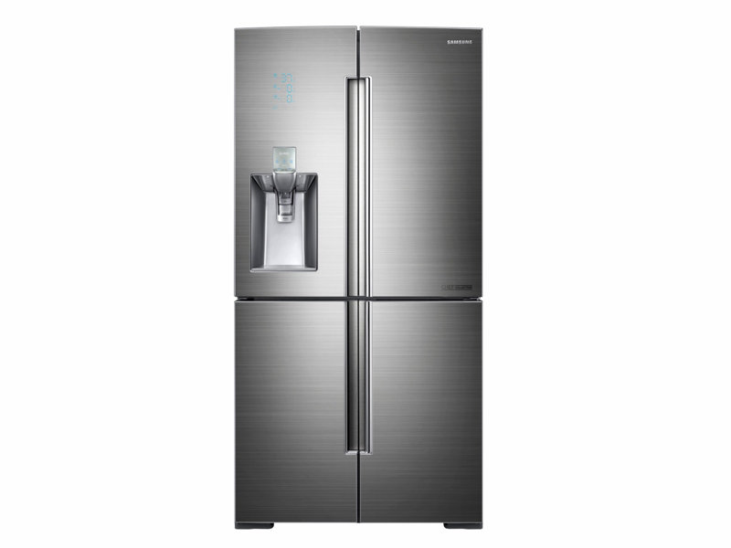 34 cu. ft. 4-Door Flex™ Chef Collection Refrigerator Refrigerators ...