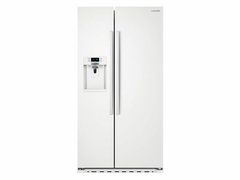 Samsung Side By Side 22 cu ft counter depth side by side refrigerator refrigerators