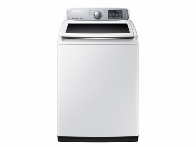 Wa7450 50 Cu Ft Top Load Washer Washers Wa50m7450awa4 Samsung Us