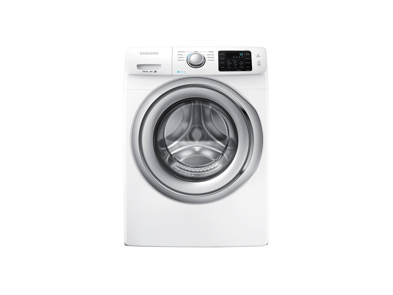 Wf5200 42 Cu Ft Front Load Washer Washers Wf42h5200awa2