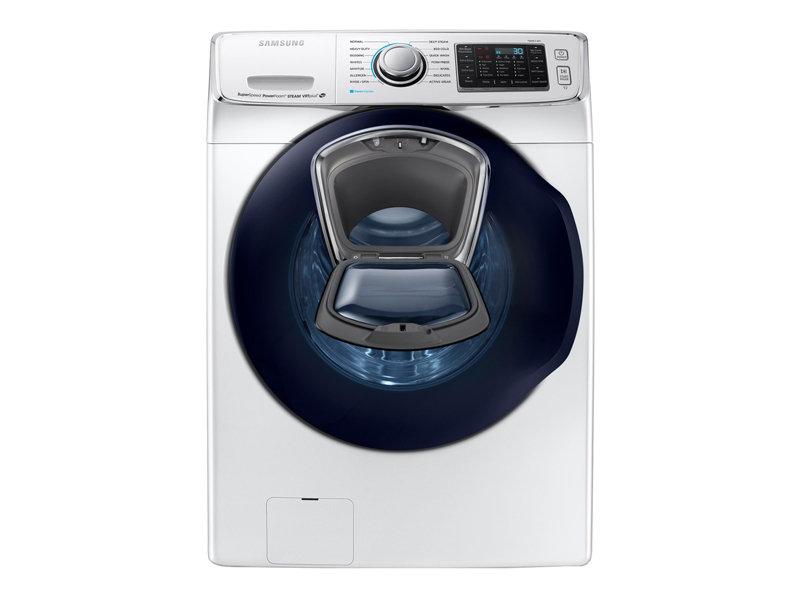 AddWash™ Front Load Washer