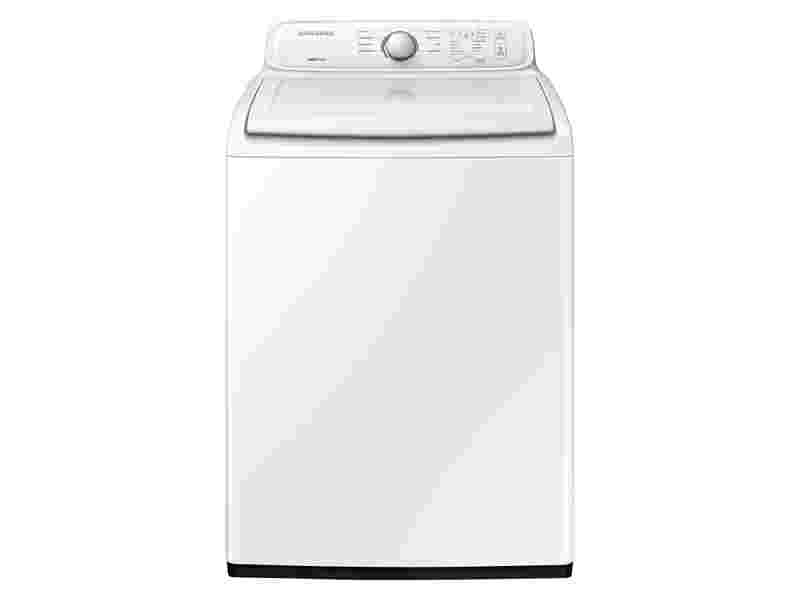 Wa3000 4 0 Cu Ft Top Load Washer With Self Clean Washers