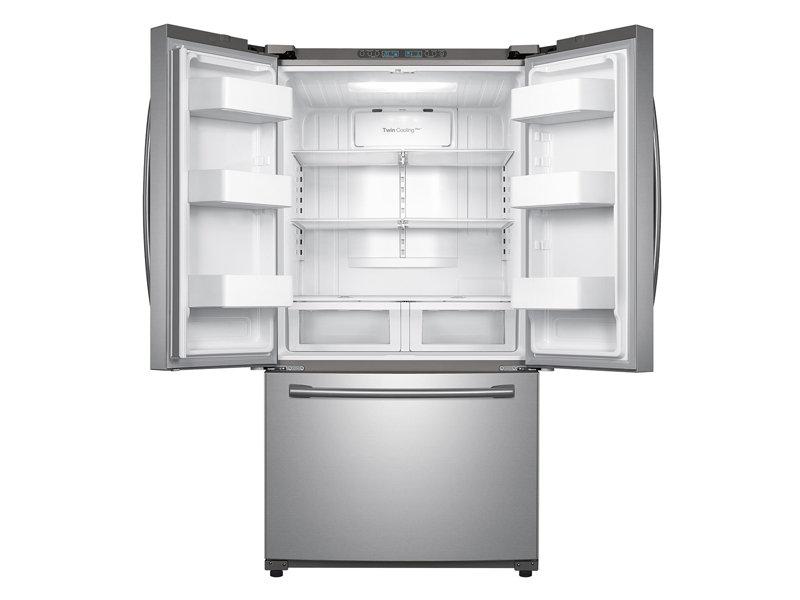 Rf26hfendsr 36 Inch 26 Cu Ft French Door Refrigerator Samsung Us