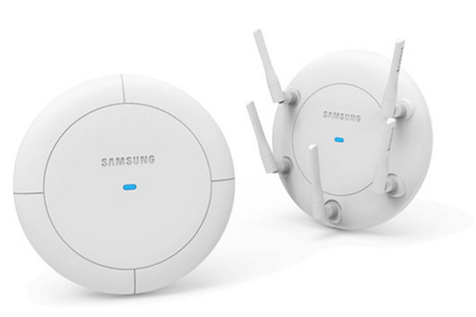 Samsung indoor access points