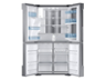 Thumbnail image of 22 cu. ft. Counter Depth 4-Door Flex™ Food Showcase Refrigerator with FlexZone™