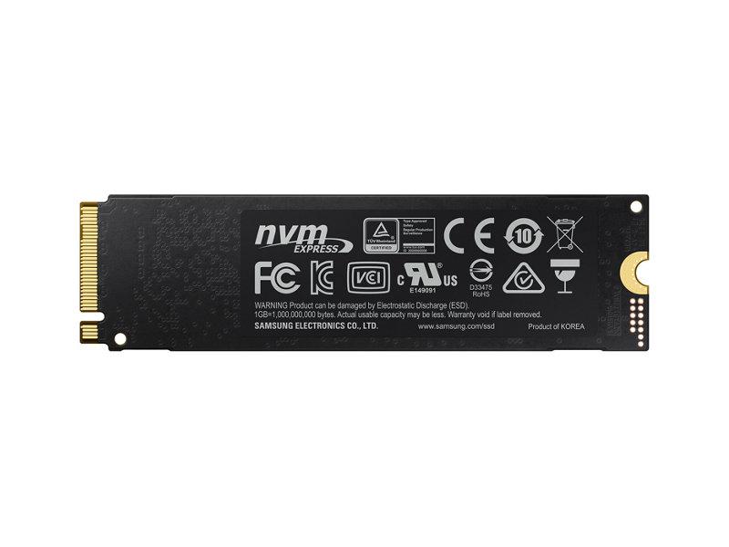 SSD 970 EVO NVMe M.2 250GB