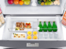 Thumbnail image of 23 cu. ft. Counter Depth 4-Door Refrigerator with FlexZone™ Drawer