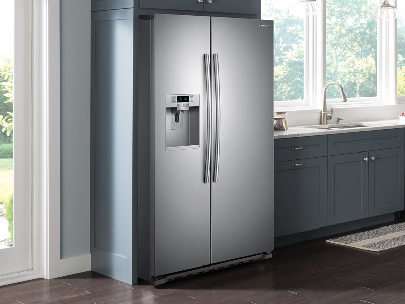 Counter Depth Side By Side Refrigerator