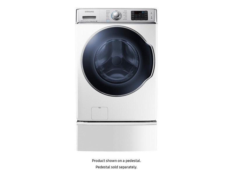 Wf9110 56 Cu Ft Front Load Washer With Superspeed Washers