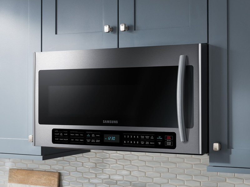 Over The Range Microwave With Multi Sensor Cooking