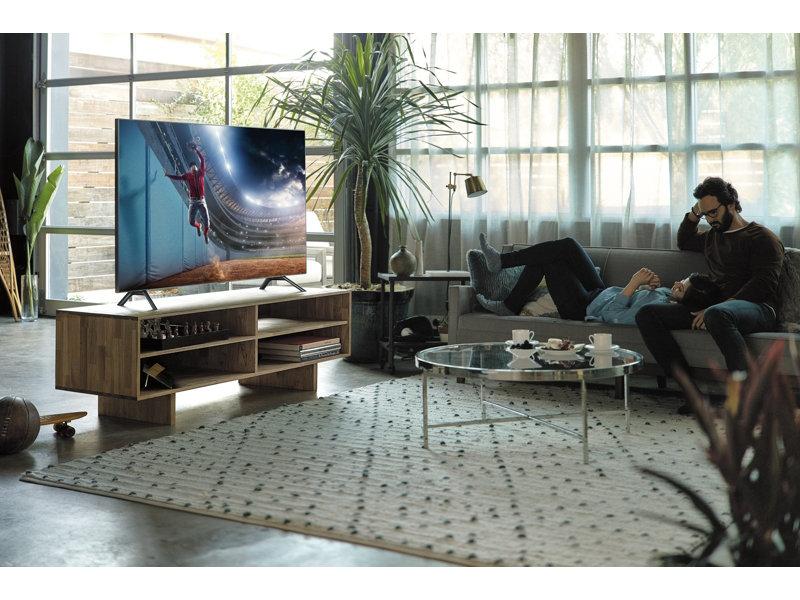 55u201d Class Q8FN QLED Smart 4K UHD TV (2018)