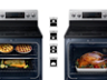 Thumbnail image of 5.9 cu. ft. Freestanding Electric Range with Flex Duo™