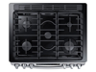 Thumbnail image of 5.8 cu. ft. Slide-in Gas Range with Fan Convection