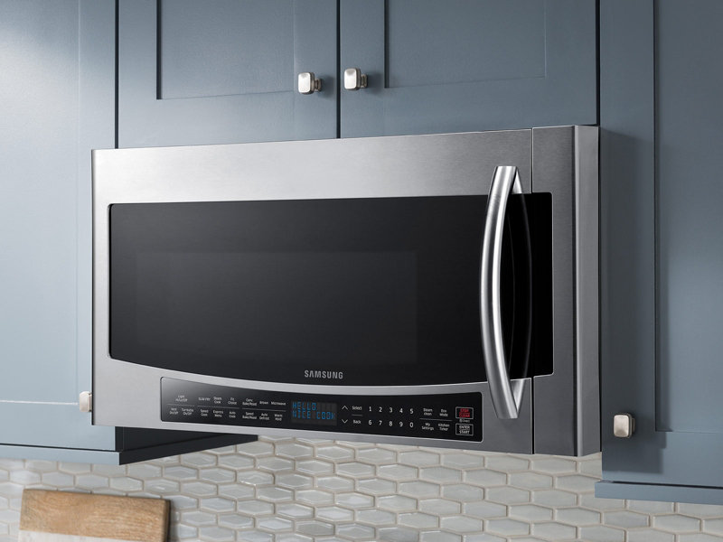 1 7 Cu Ft Over The Range Convection Microwave