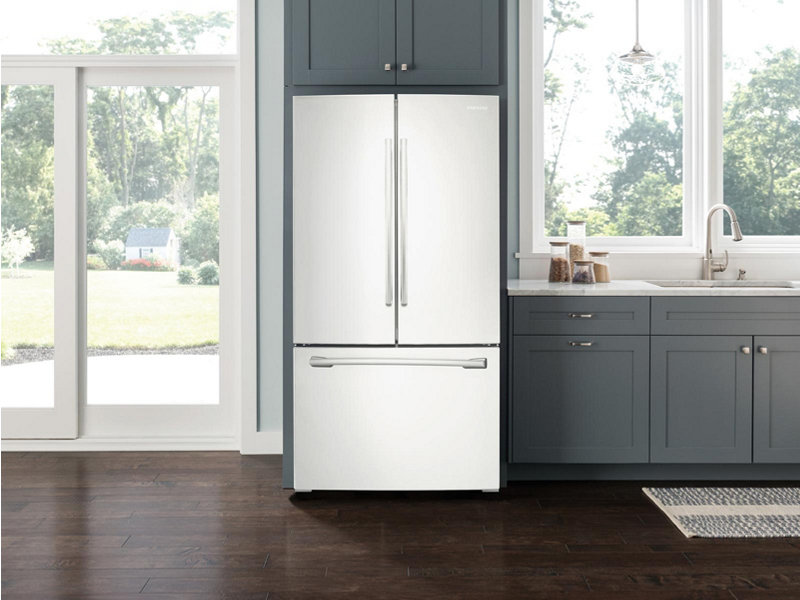 French Door with Filtered Ice Maker & 26 cu. ft. French Door with Filtered Ice Maker Refrigerators ...