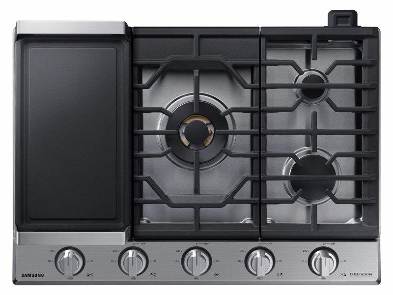 36 gas chef collection cooktop with 22k btu dual power burner rh samsung com Samsung Refrigerator Problems Samsung TV Schematics