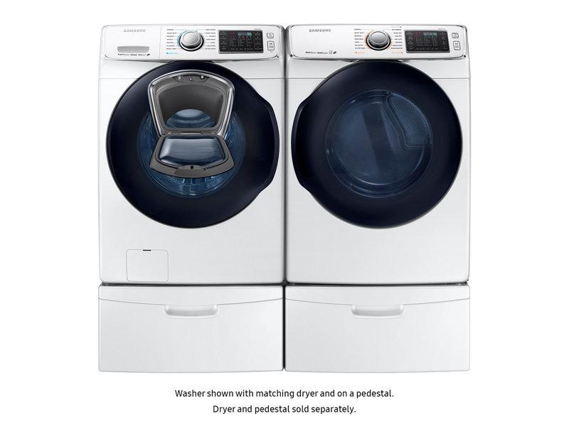 Wf6500 45 Cu Ft Addwash Front Load Washer Washers Wf45k6500aw