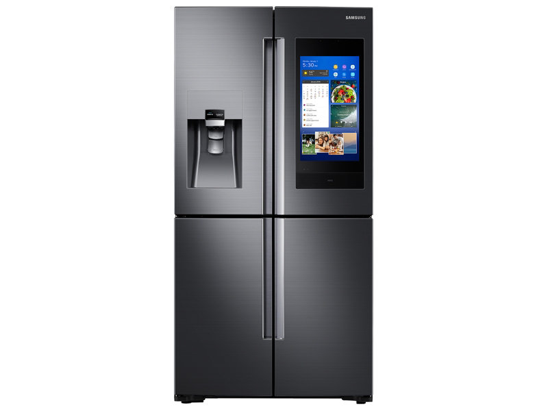 22 cu ft counter depth 4 door flex with 21 5 in connected touch rh samsung com Five Star Service Energy Star Appliances
