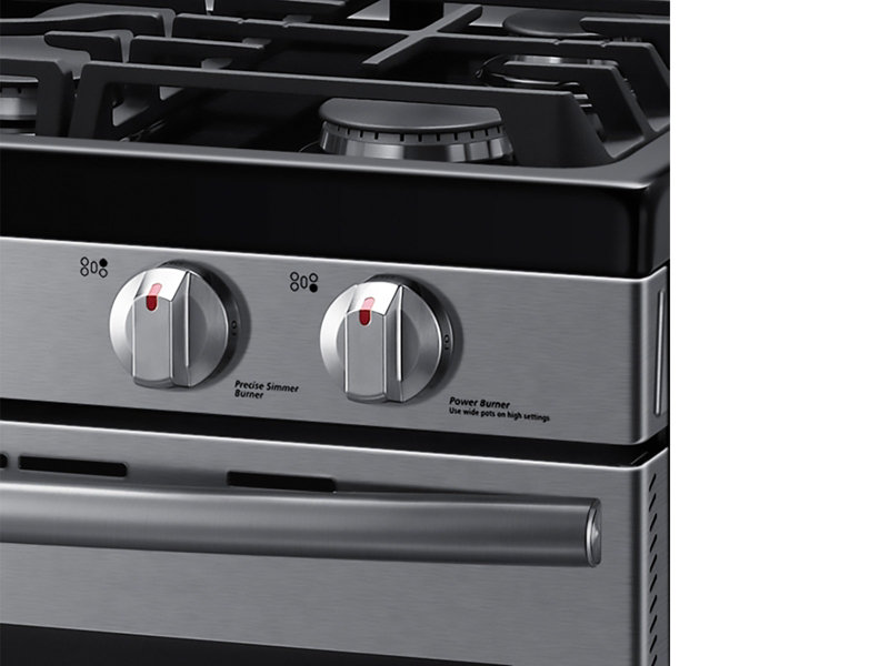 gas range. Gas Range With Convection